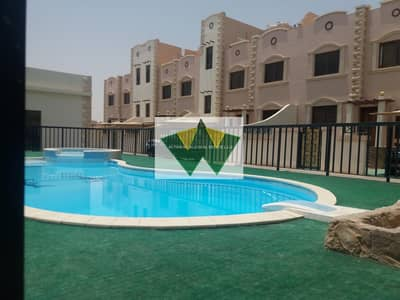 4 Bedroom Villa for Rent in Mohammed Bin Zayed City, Abu Dhabi - Luxury 4 Bedroom Villa With Shared Pool and Gym