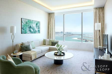 1 Bedroom Apartment for Sale in Palm Jumeirah, Dubai - Post Handover Payment | Luxury Finishing<BR/><BR/>