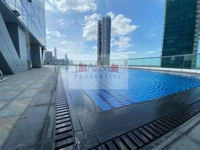 فلیٹ 2 غرفة نوم للايجار في منطقة الكورنيش، أبوظبي - FULLY FURNISHED.: 2 Bedroom Apartment with all Facilities in Corniche Area for 12