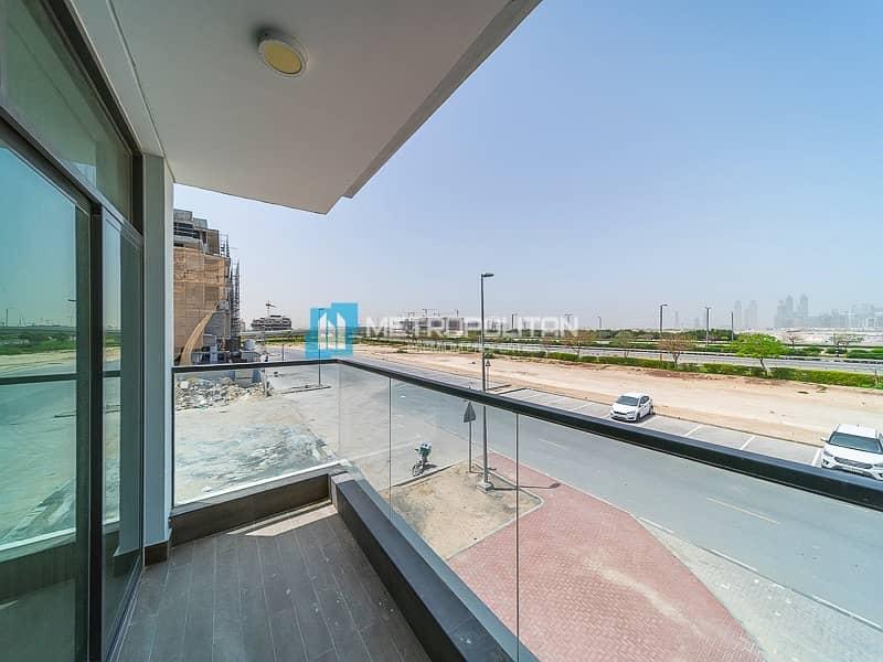 15 Facing Burj Khalifa and Meydan Racecourse | Vacant