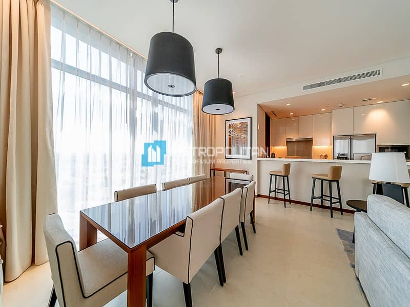 2 Fully Furnished I Vida Res B I Golf course View