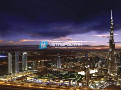 2 Bedroom Apartment for Sale in Downtown Dubai, Dubai - Corner Unit W/ Panoramic Views | Motivated Seller