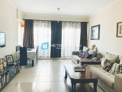 1 Bedroom Apartment for Sale in Dubai Marina, Dubai - Motivated Seller I Vacant on Transfer I  Mid Floor