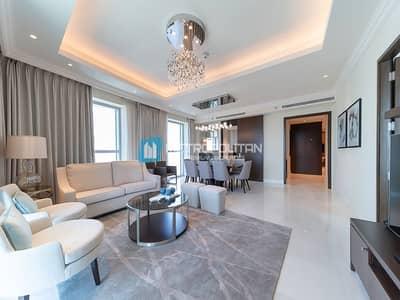 شقة 3 غرف نوم للايجار في وسط مدينة دبي، دبي - Sky collection | All inclusive| Multiple units