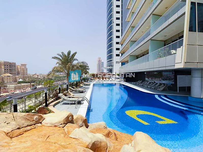 14 Larger 2BR For Sale at Dubai Marina Ocean Heights