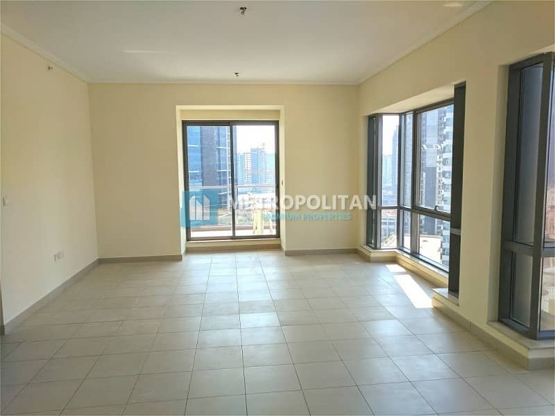 2 Exclusive Corner 2Beds Partial Burj Khalifa View