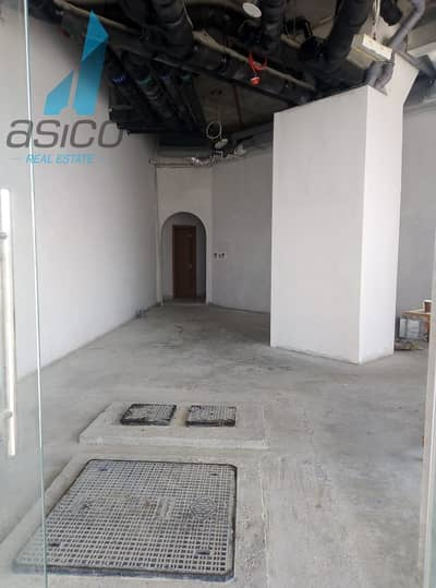 Brand New Shell and Core Retail Shop for rent in Al Jaddaf