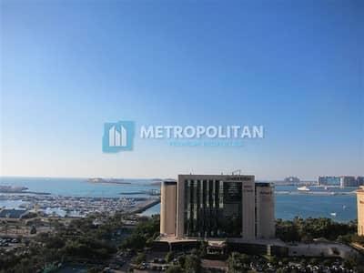 2 Bedroom Apartment for Sale in Dubai Marina, Dubai - Full Sea View