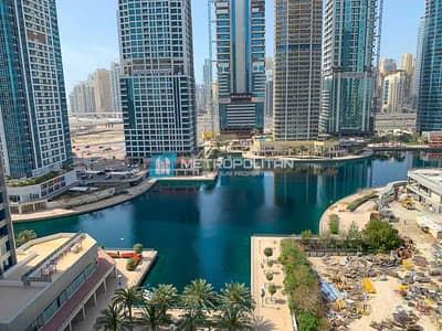 1 Bedroom Flat for Sale in Jumeirah Lake Towers (JLT), Dubai - Investor's Deal ROI 8 Percent I Rented Lake View