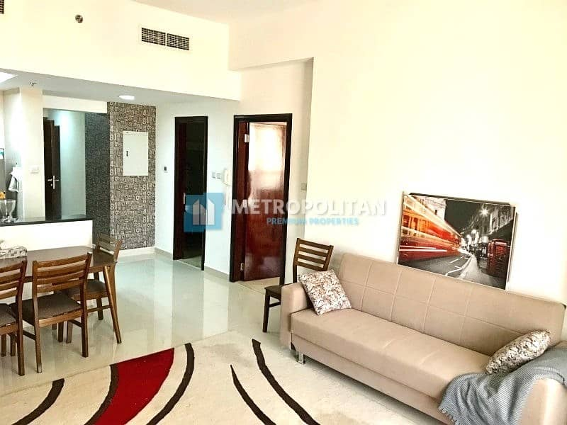 2 Fully Furnished & Equipped Brand New 1BR For sale