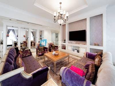 بنتهاوس 4 غرف نوم للبيع في جميرا بيتش ريزيدنس، دبي - Fully Upgraded I 4BR w/Maids Rm I Ready to Move in