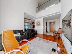 Fully Furnished 4 beds Duplex | Burj Khalifa View