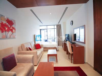 Studio for Sale in Dubai Sports City, Dubai - Fully furnished I  Largest Lay out I Canal View