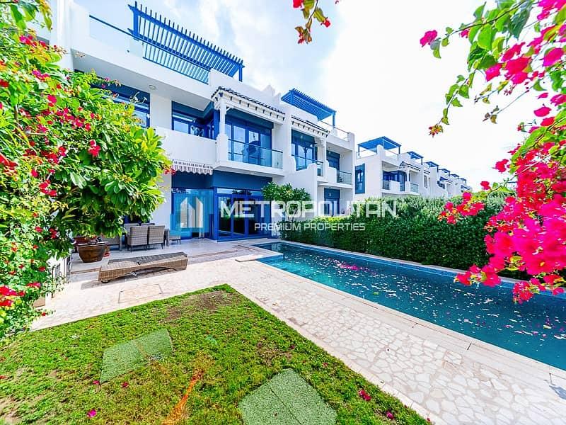 2 Furnished I 5 bedrooms villa I Stunning Sea View