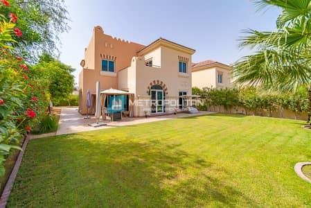 فیلا 5 غرف نوم للايجار في مدينة دبي الرياضية، دبي - Exclusive | Corner Villa| w/ maintenance contract