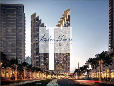 1 Bedroom Flat for Sale in Downtown Dubai, Dubai - Park View | Best Price | Post-Handover Payment Plan @ 1.2M