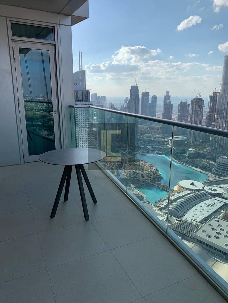 Burj Khalifa View I Luxurious Brand New 3br