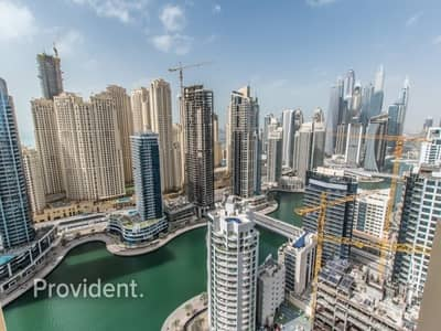 Spectacular View of Marina | Fully furnished