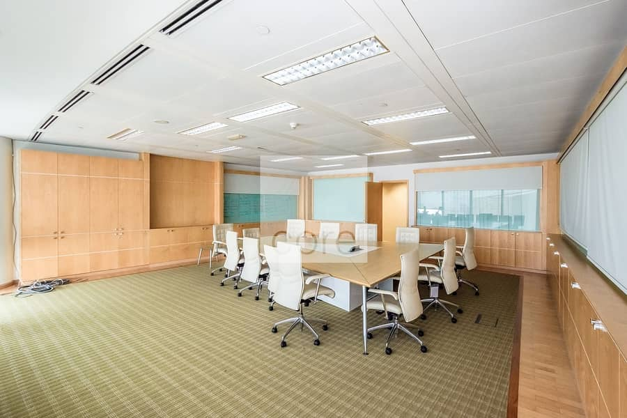 2 Fitted and furnished office | On High Floor
