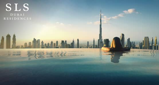 First Time in DUBAI Tallest Luxurious Project by SLS!! 1BR Duplexes Fully Furnished I 7 Yrs Payment Plan l CALL NOW!