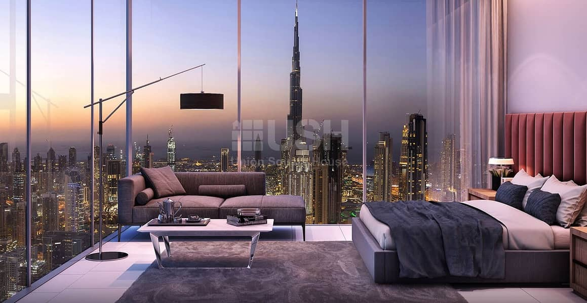2 First Time in DUBAI Tallest Luxurious Project by SLS!! 1BR Duplexes Fully Furnished I 7 Yrs Payment Plan l CALL NOW!