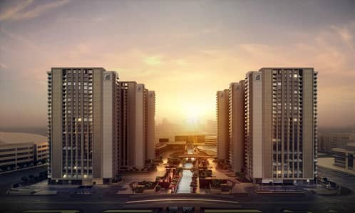 2 Bedroom Apartment for Rent in Al Reem Island, Abu Dhabi - Pay Monthly, Move in to Brand new 2BHK in The Bridges, Shams Abudhabi