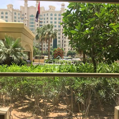 2 Bedroom Apartment for Rent in Palm Jumeirah, Dubai - Elegant Furnished |2 Bedroom+Maid| Garden View