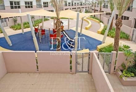 تاون هاوس 2 غرفة نوم للبيع في عقارات جميرا للجولف، دبي - 2 Bedrooms + Maid | Brand New | Park Facing | JGE
