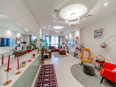 فلیٹ 3 غرف نوم للبيع في وسط مدينة دبي، دبي - As brand new 3BR+Maid | Fountain view | Mid Floor