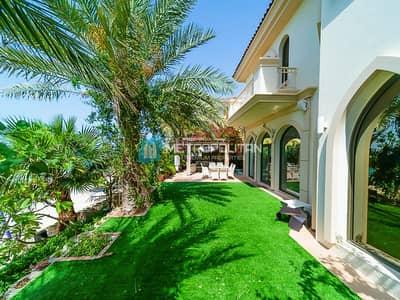 فیلا 5 غرف نوم للبيع في نخلة جميرا، دبي - Atlantis & sea view