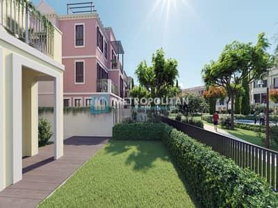 تاون هاوس 5 غرف نوم للبيع في جميرا، دبي - Resale TH from Owner. Best view. Payment plan.