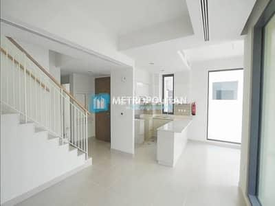 5 Bedroom Townhouse for Rent in Dubai Hills Estate, Dubai - Single row
