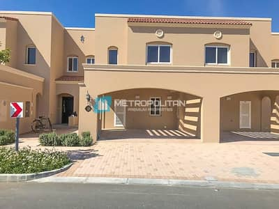 3 Bedroom Townhouse for Sale in Serena, Dubai - Private Single Row Type c in Excellent Location