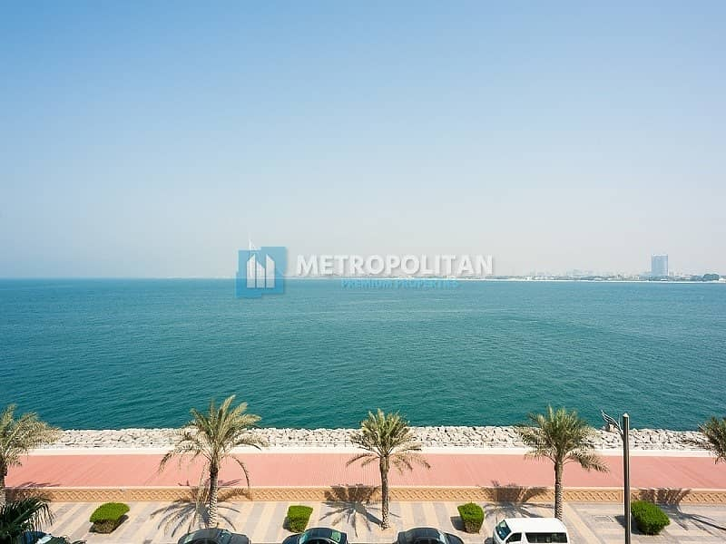 Fully Furnished 1 bedroom I Amazing Full Sea view