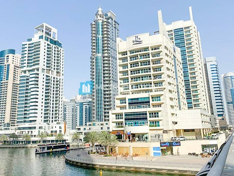 17 Fully Furnished studio/Middle floor/Marina view