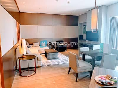 1 Bedroom Flat for Rent in Bur Dubai, Dubai - Furnished I All bills included I Serviced Apart