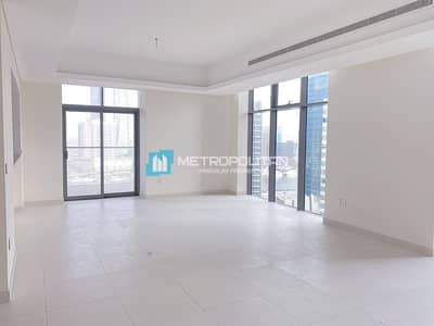 3 Bedroom Flat for Rent in Downtown Dubai, Dubai - Brand new 3Bed+Maid | Canal view | Mid Floor
