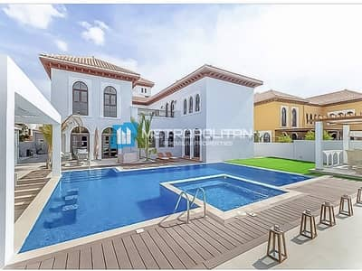 7 Bedroom Villa for Rent in The Villa, Dubai - Upgraded I Partially Furnished I Mallorca type