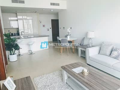 Fully furnished/Full Marina View/High Floor/Vacant