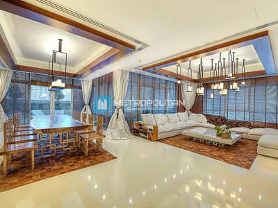 شقة 3 غرف نوم للايجار في دبي مارينا، دبي - Fully upgraded luxury apartment w/ panoramic view