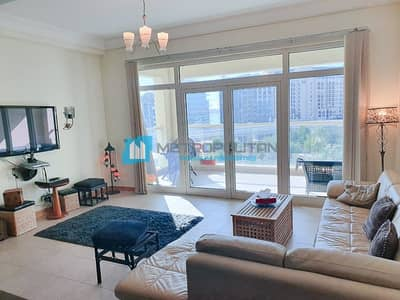1 Bedroom Flat for Rent in Palm Jumeirah, Dubai - Ready to Occupy I Furnished 1 Bed I Garden View