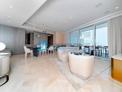 3 Bedroom Flat for Rent in Palm Jumeirah, Dubai - Fully furnished luxury hotel investment in 5*hotel