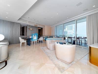 فلیٹ 3 غرف نوم للايجار في نخلة جميرا، دبي - Fully furnished luxury hotel investment in 5*hotel