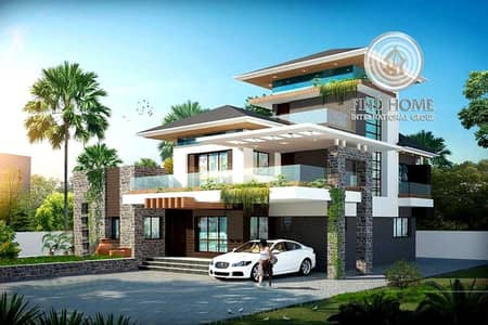 6 Bedroom Villa for Sale in Al Muroor, Abu Dhabi - Amazing Corner Villa 6 BR in Muroor Area