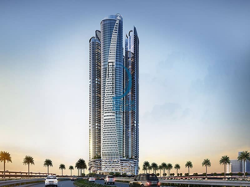 10  2 & 3 BR Furnished Apartments At Damac Tower