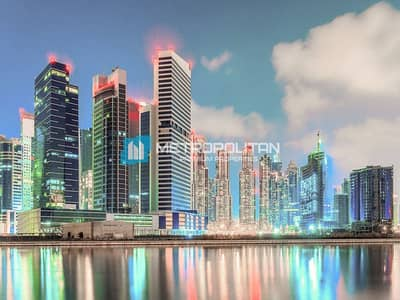 Floor for Sale in Business Bay, Dubai - Best price/Lake View/Mixed use under progress
