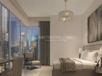 1 Bedroom Flat for Sale in Downtown Dubai, Dubai - Prime Location I Next to Opera I Full Burj View