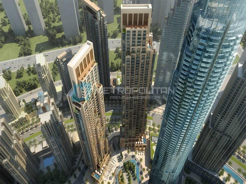 19 Prime Location I Next to Opera I Full Burj View