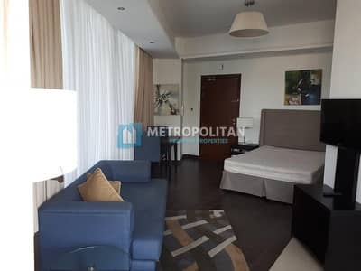 Studio for Sale in Dubai Sports City, Dubai - Cozy Fully Furnished Studio I Partial Canal  View