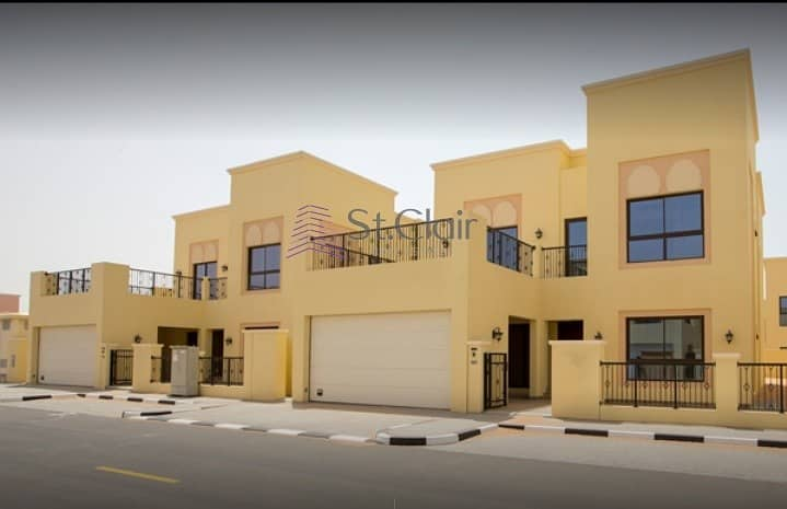 BRAND NEW | 4 Bed + Maid Room Villa | 1 Month Free |  Limited Time Offer